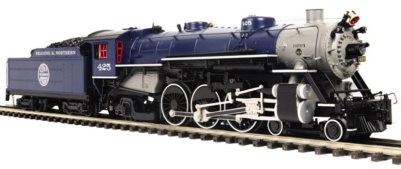 RBMN Steam Loco