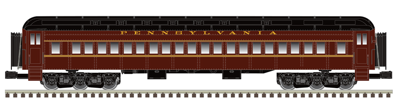PRR Passenger Car