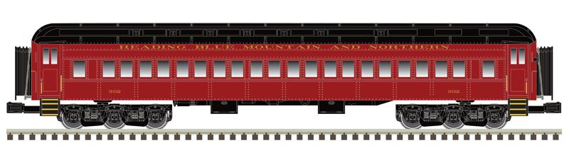 RBMN Passenger Car